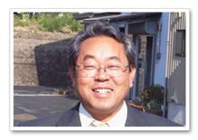 イナバ電気株式会社 代表取締役社長 茗荷 博之